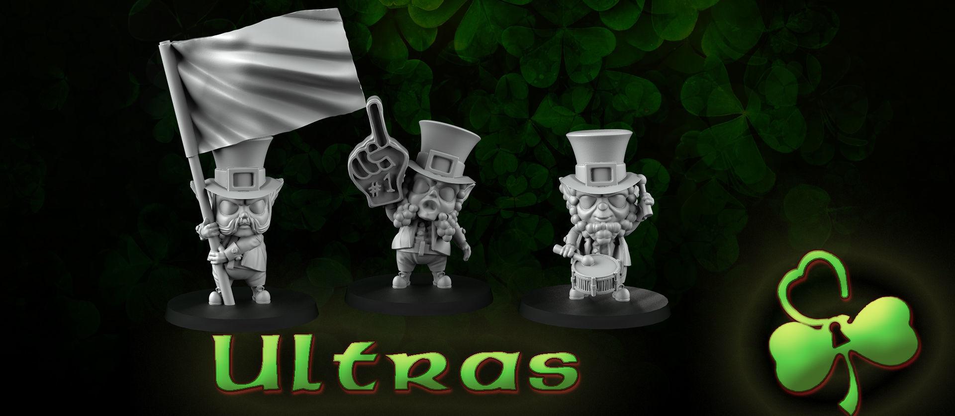 Ultras leprechauns