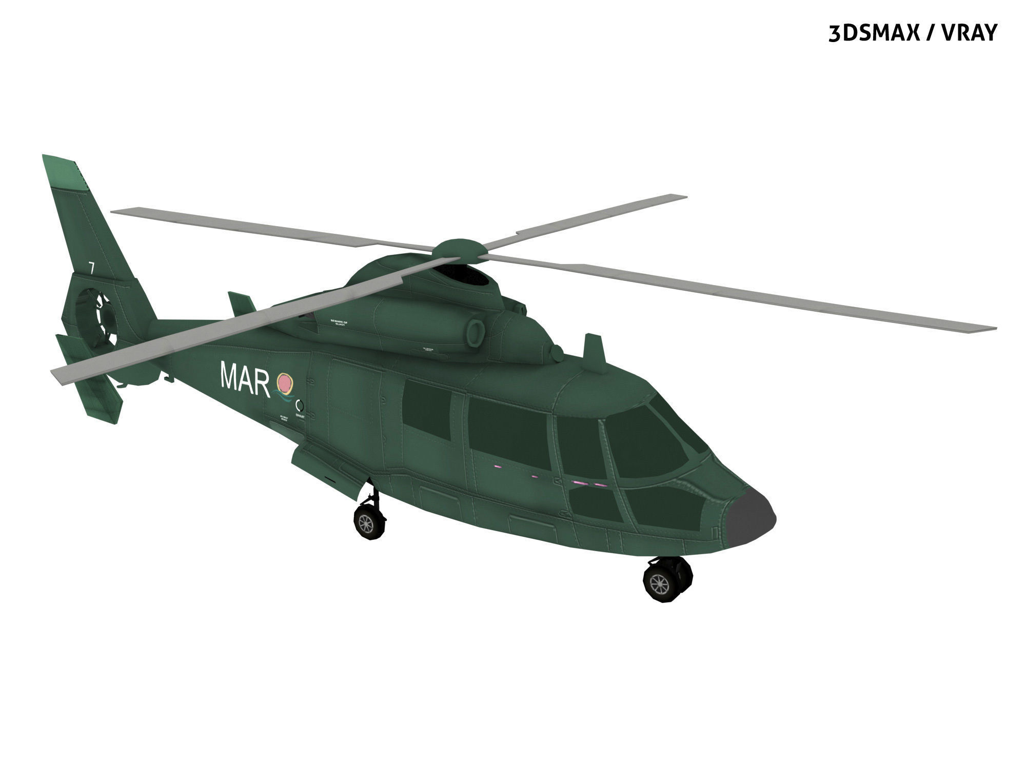 EUROCOPTER DAUPHIN HELICOPTER