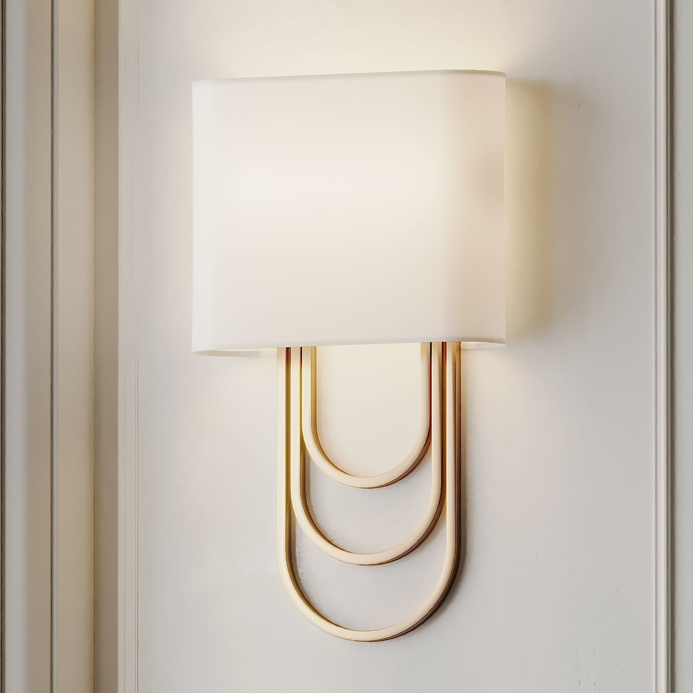 GOLDEN AGE ADA SCONCE