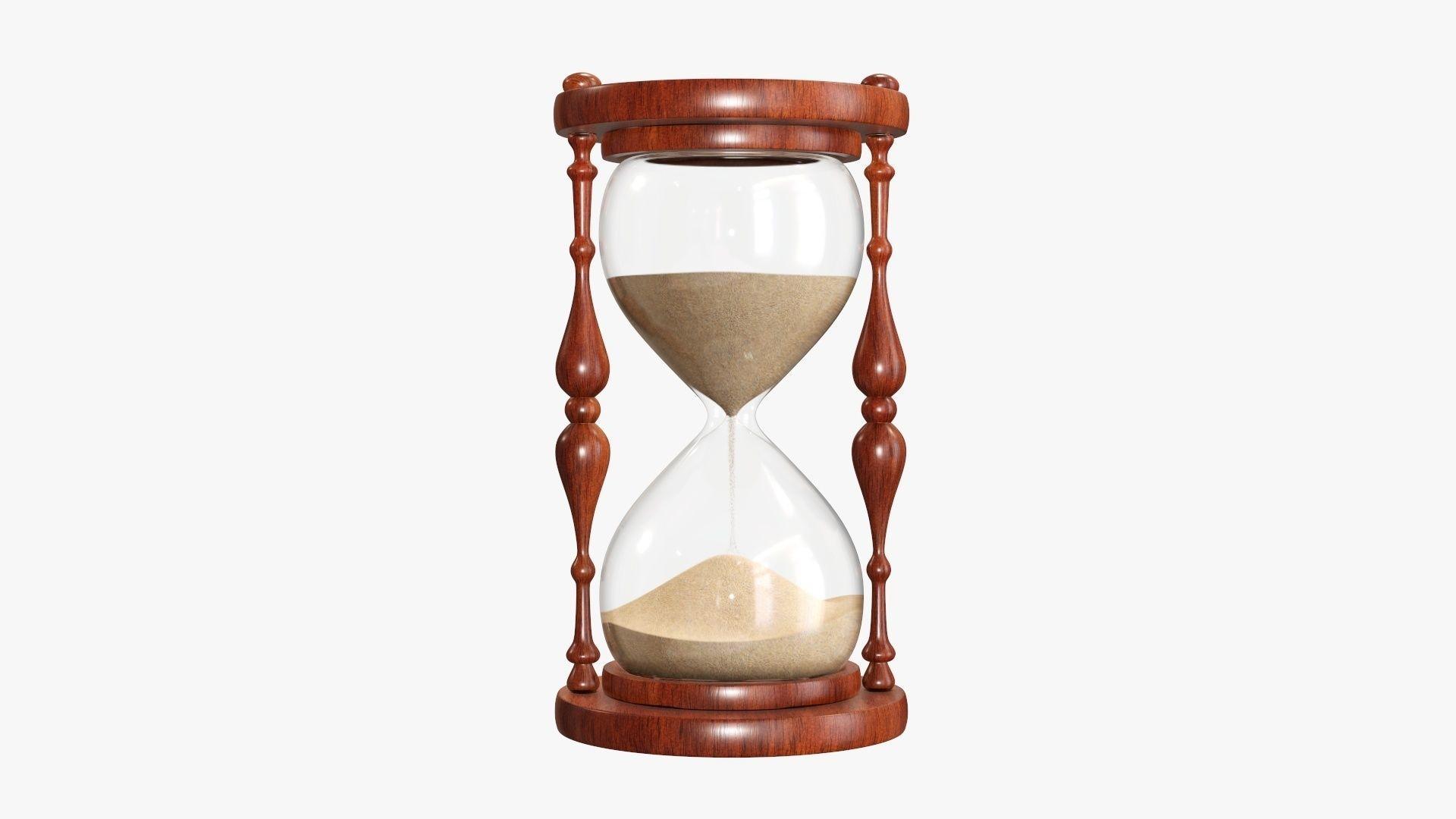 Hourglass sandglass egg sand timer clock 03