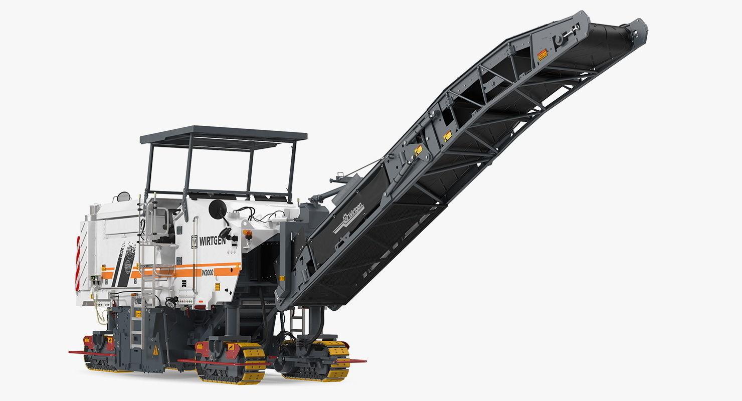 Asphalt Milling Machine Wirtgen W2000 Clean