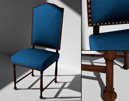Chair Crnbrr 3D asset