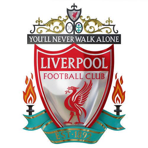Liverpool Fc Crest : Liverpool Football Club England ส...