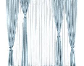 Curtain 3D model 71