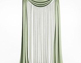 Curtain 3D model 72