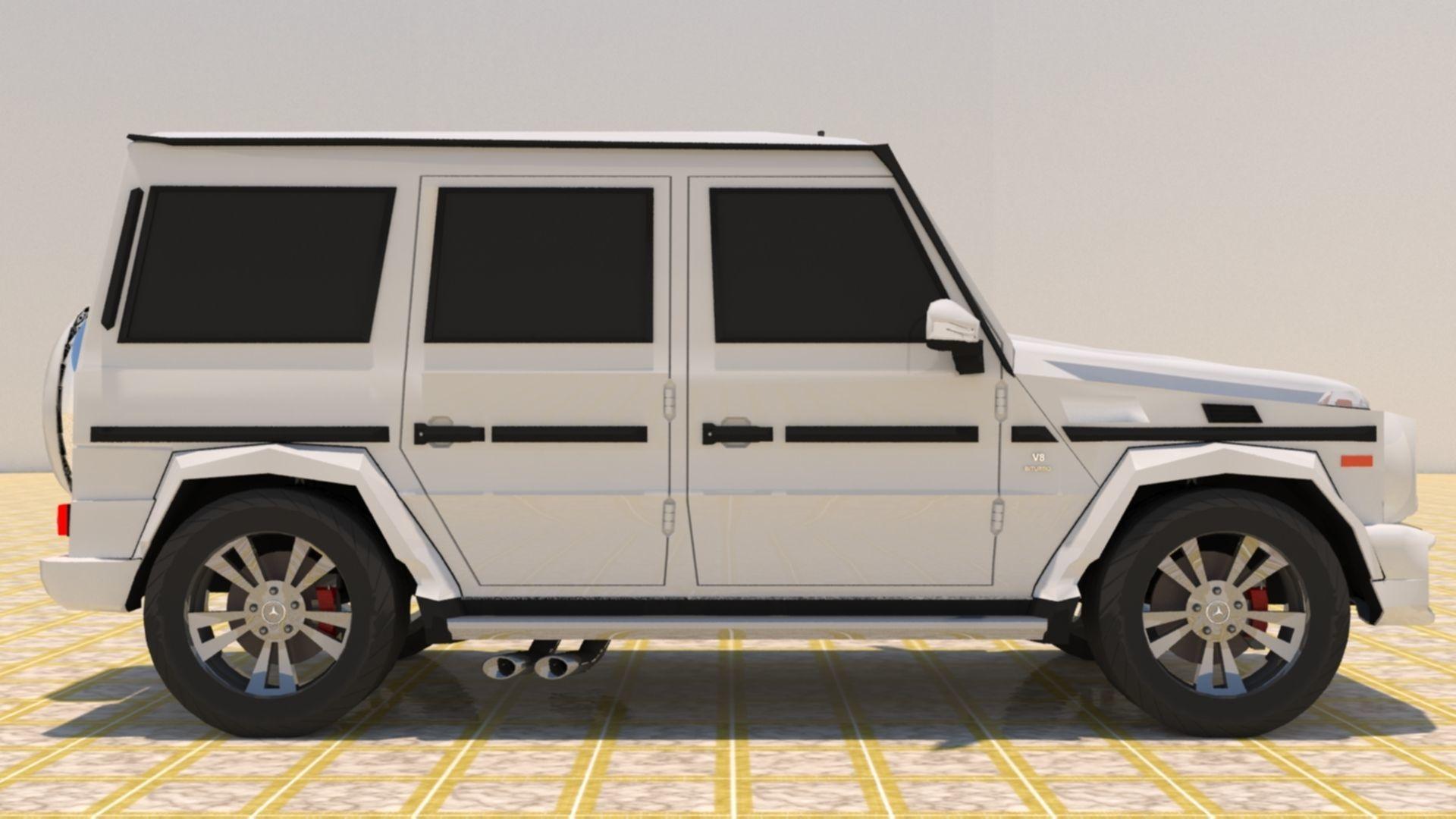 MERCEDES BENZ G550 G-WAGEN SUV G-CLASS