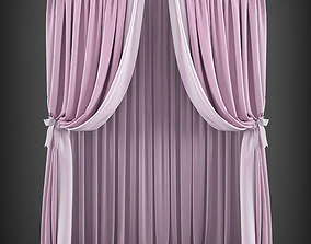 Curtain 3D model 113