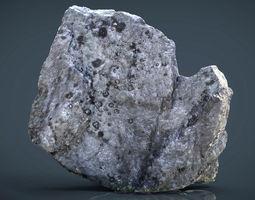 environment 3D asset realtime Rock