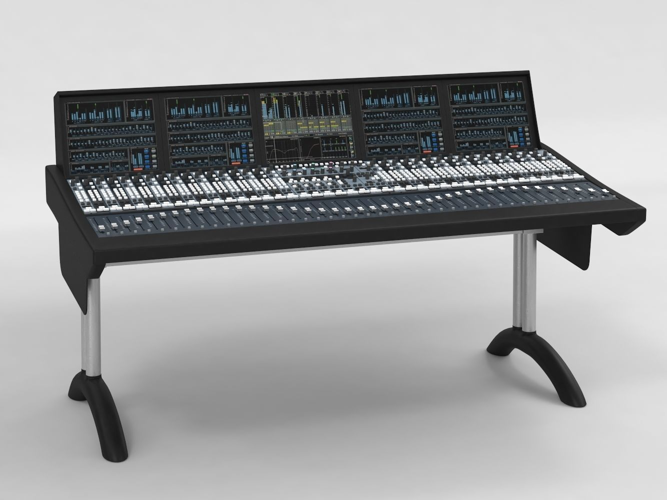 Solid State Logic SSL C10 HD Digital Broadcast Console