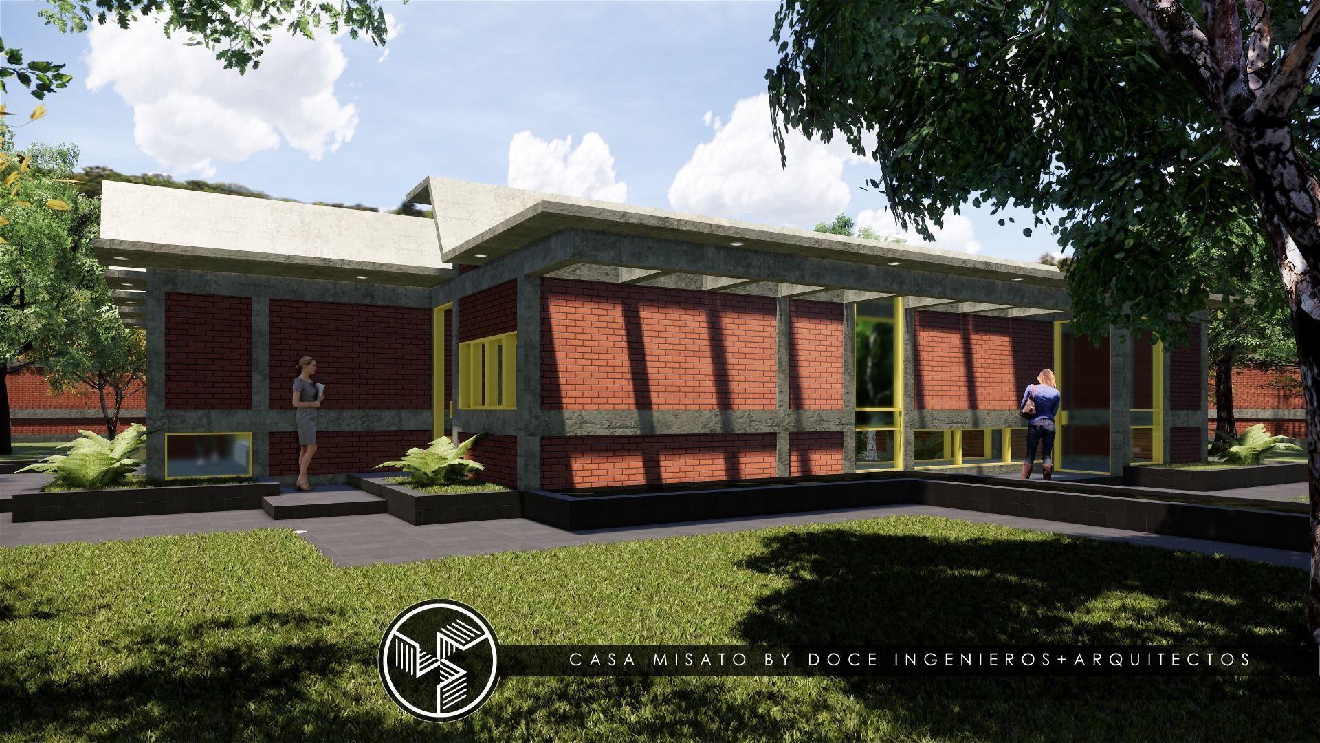 Misato house - Autodesk Revit