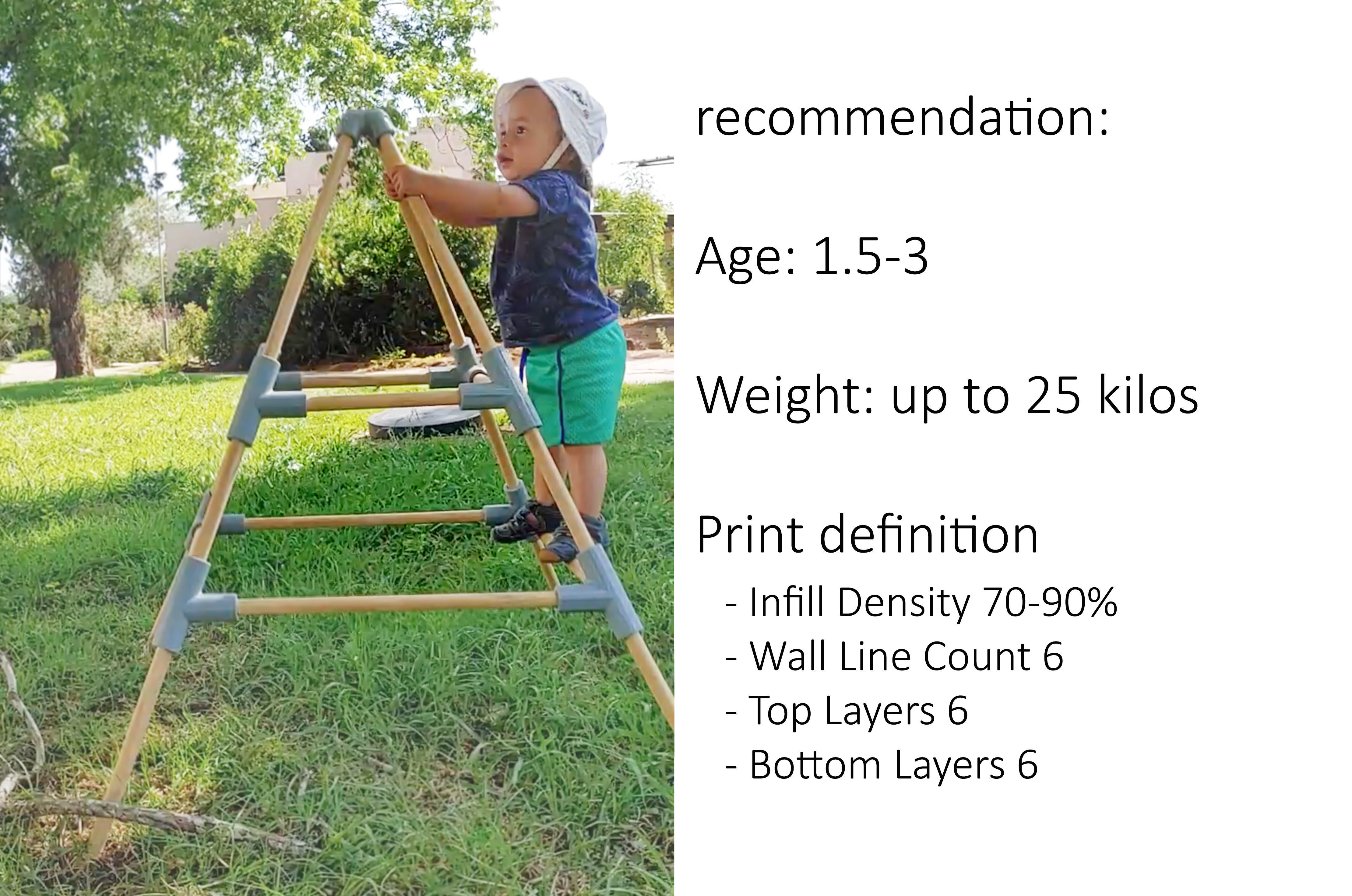 Kids outdoor play toy