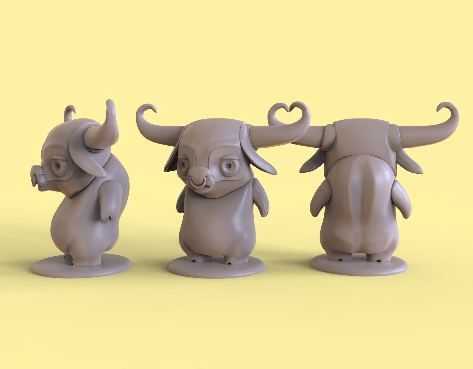 bull gift