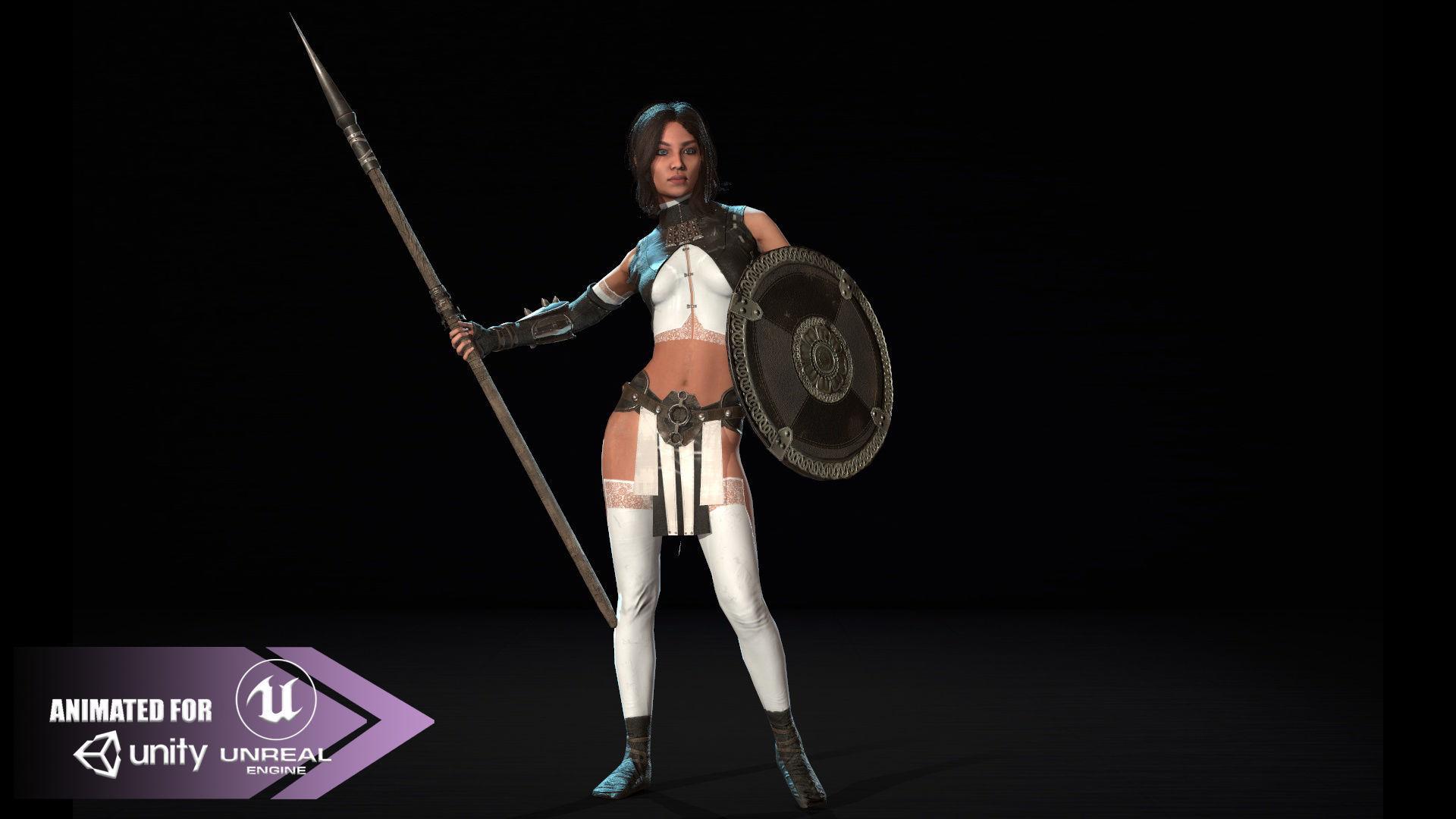 Defender Girl