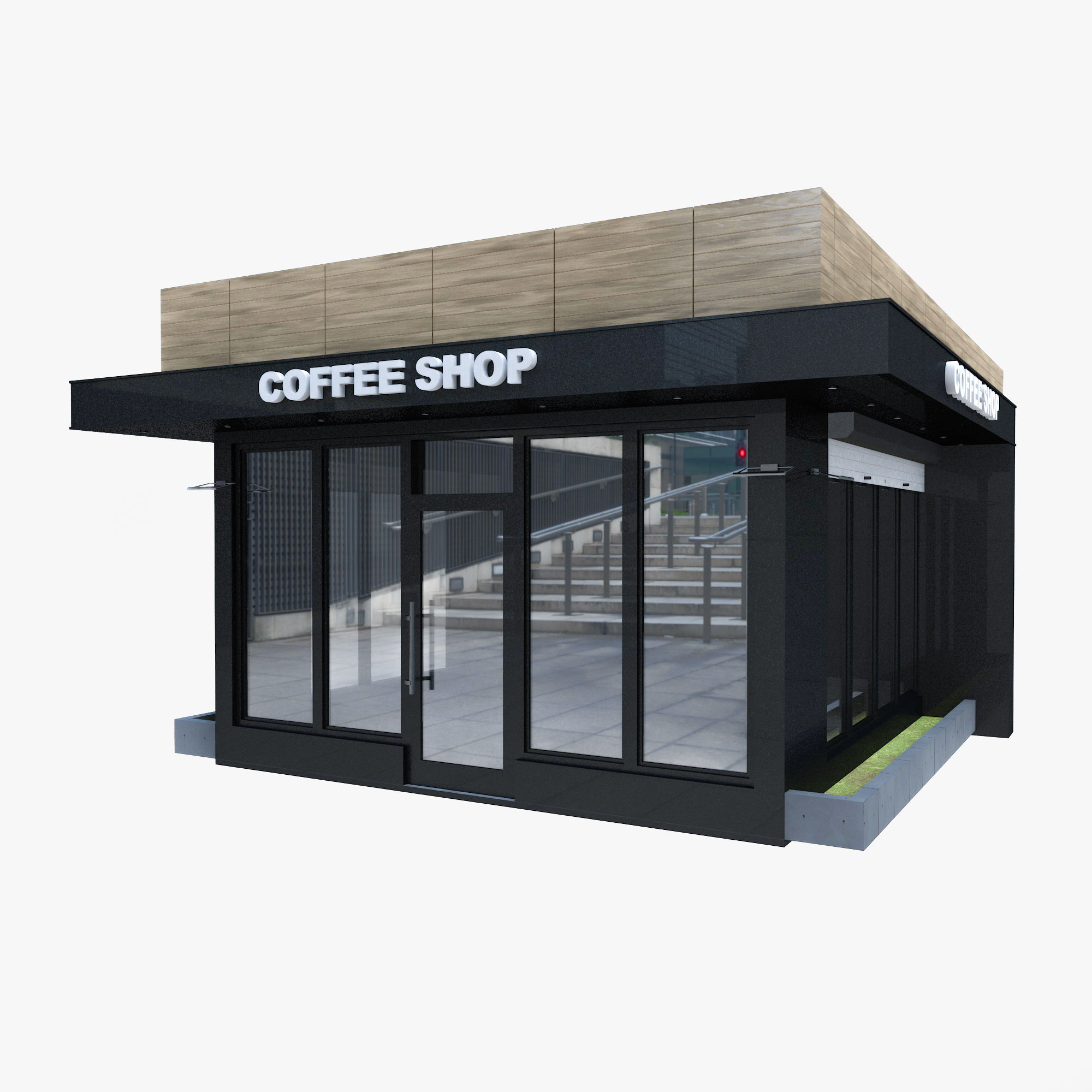 Coffee Pavilion