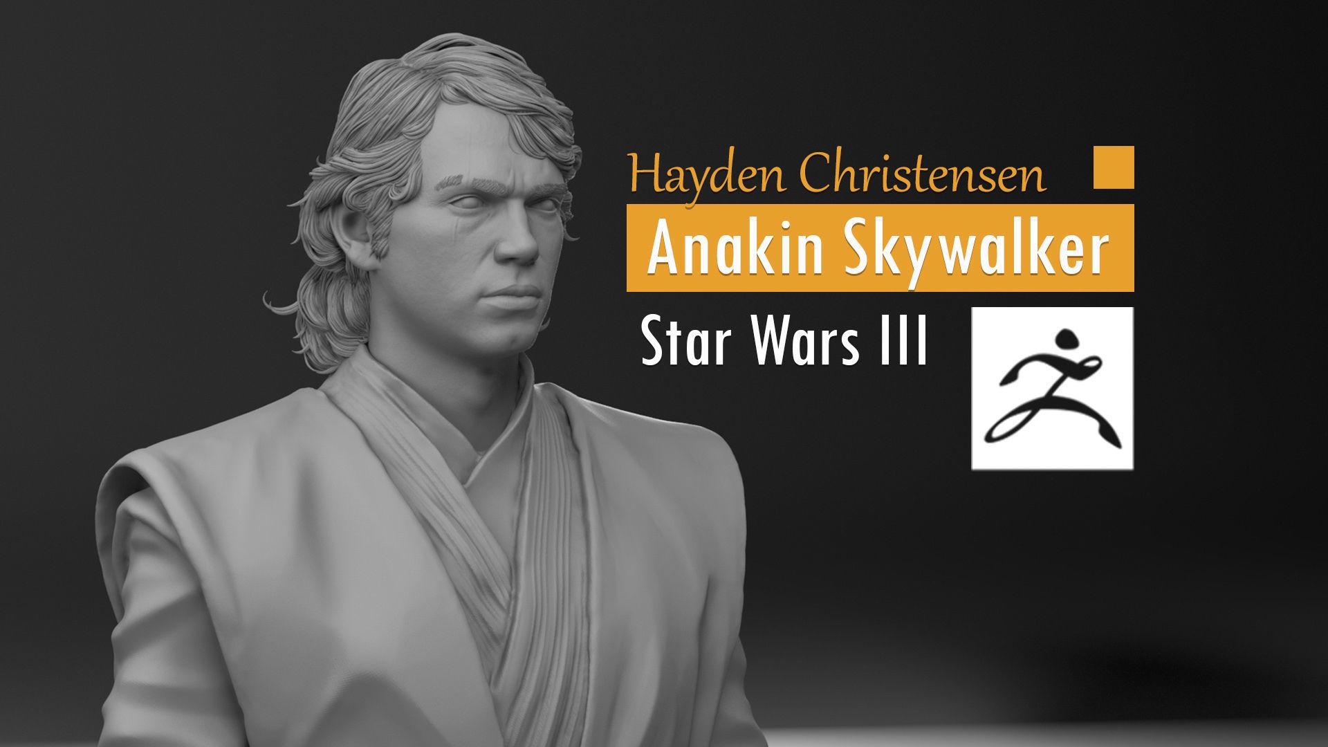 Hayden Christensen - Anakin Skywalker - Star Wars Episode III