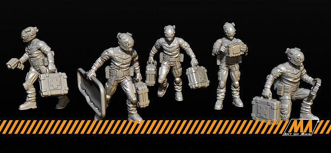 Medic team
