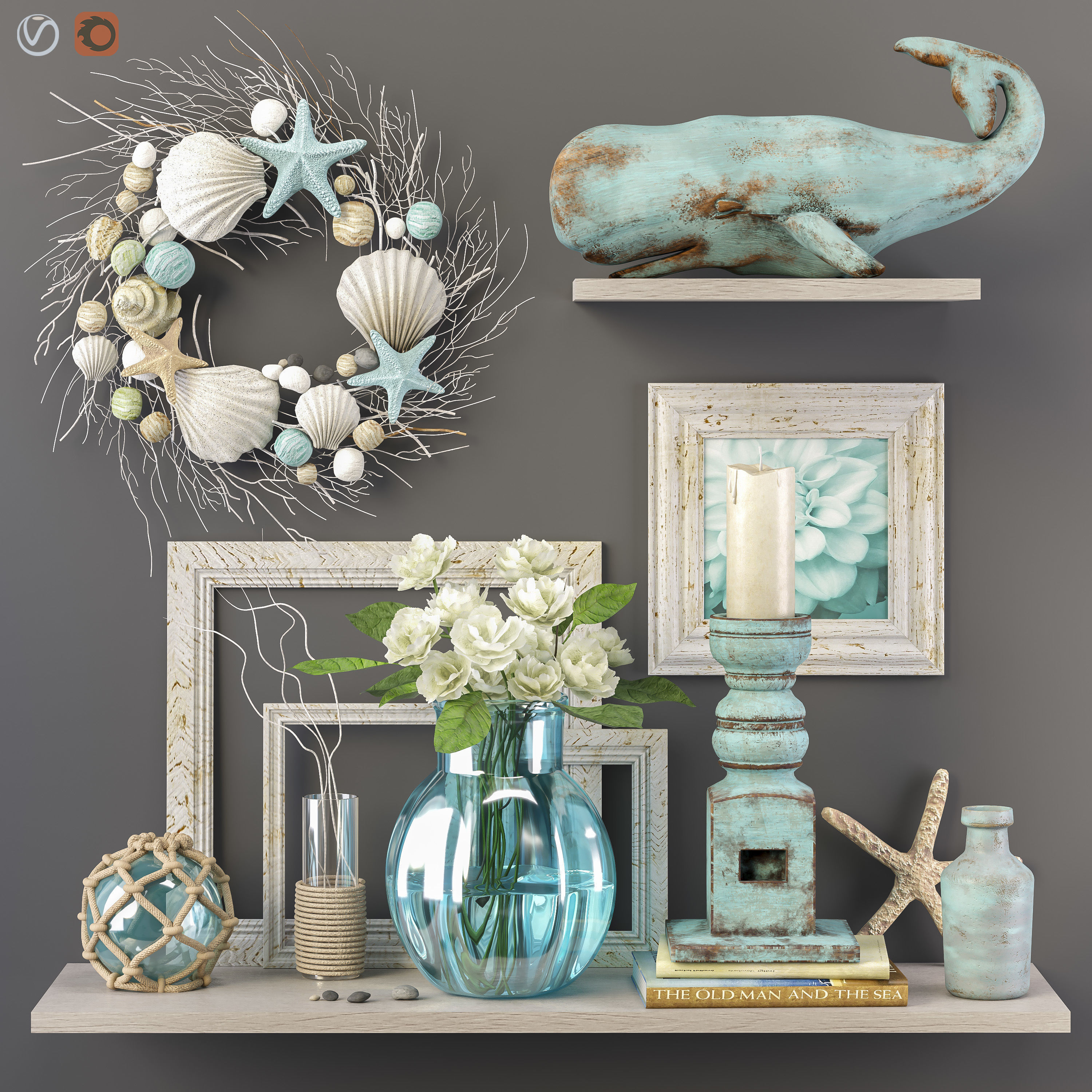 Decorative set 5