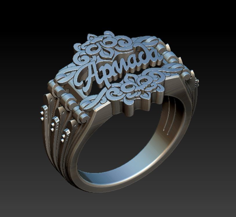 jewelry ring Armada