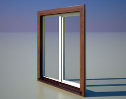 3D Window outer