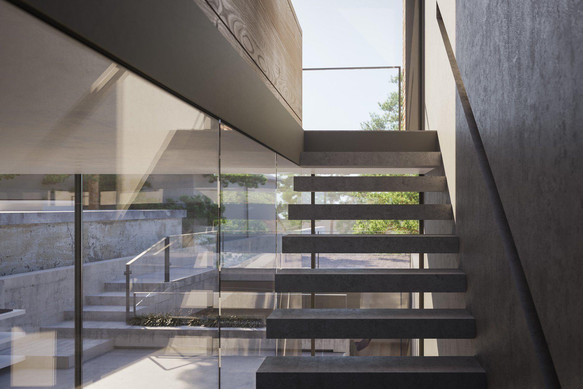 Home architect scene