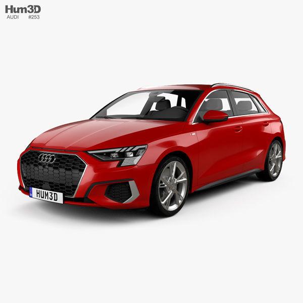 Audi A3 S-line sportback 2020