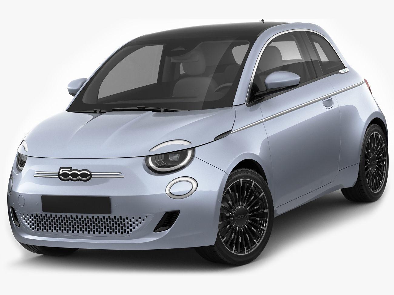Fiat 500 2021 La Prima