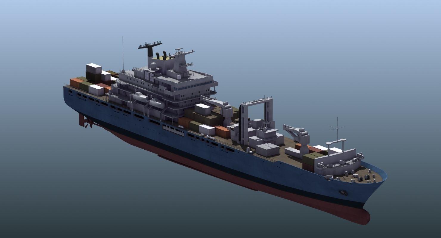 Containter Ship