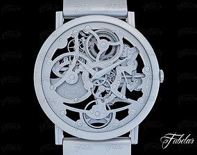 Watch mechanism 19 no textures 3D
