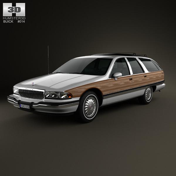 Vehicle] [WIP] Buick Roadmaster Wagon 1991 [HQ] | GTA5-Mods com Forums