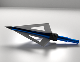 Arrow Head 3D