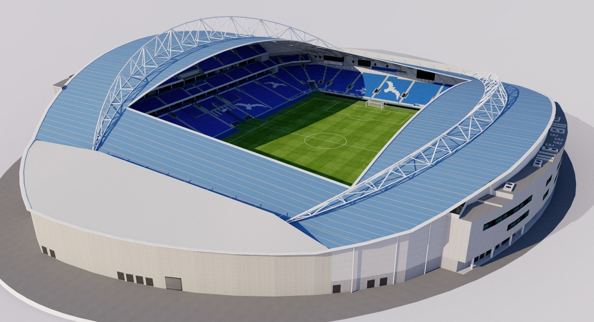 American Express Community Stadium - Brighton and Hove