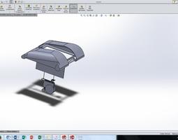 3D Wheelchair Hoist Basic