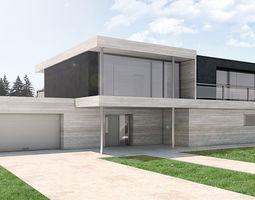 Modern house by VV 3D printable model