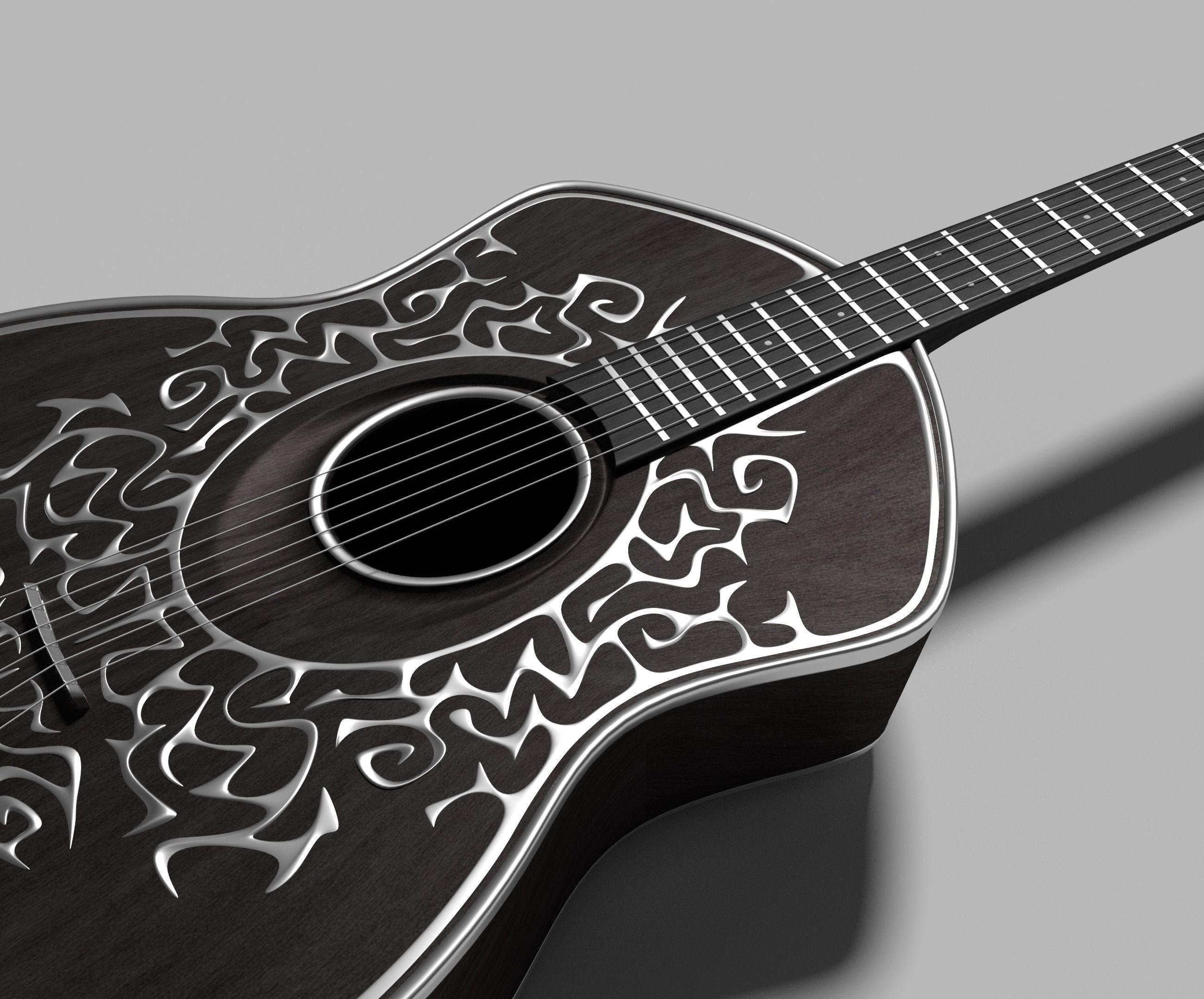 Custom 6-string  Guitar