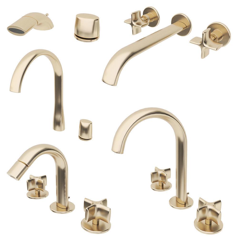Faucets Armani Roca Set 2