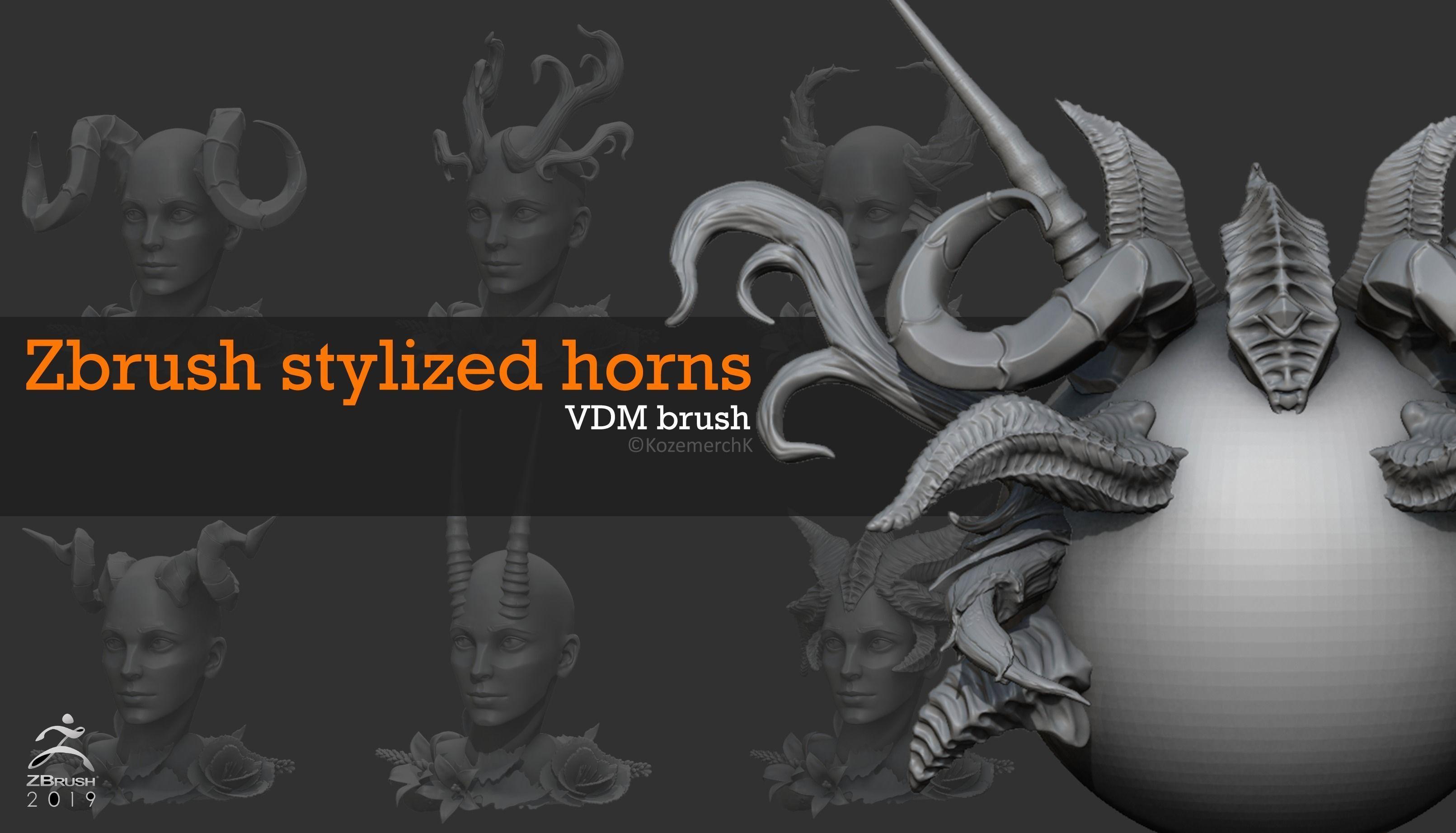 Free horns pack
