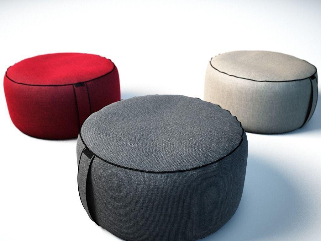 cotton khadi bean bag pouf ottoman footstool cover bean bag pouf. Black Bedroom Furniture Sets. Home Design Ideas