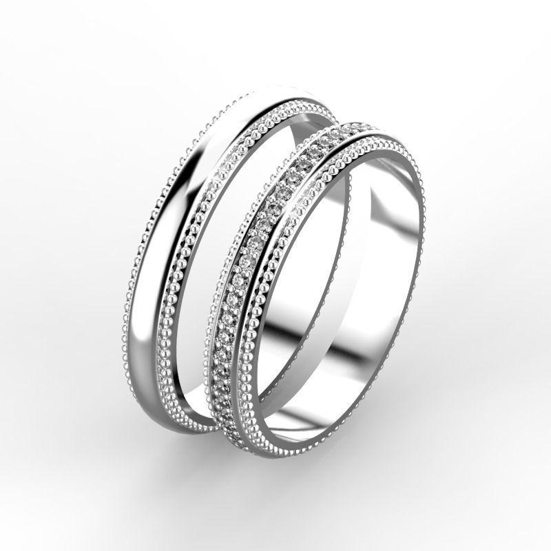 elegant wedding bands elegant wedding engagement rings ivory and