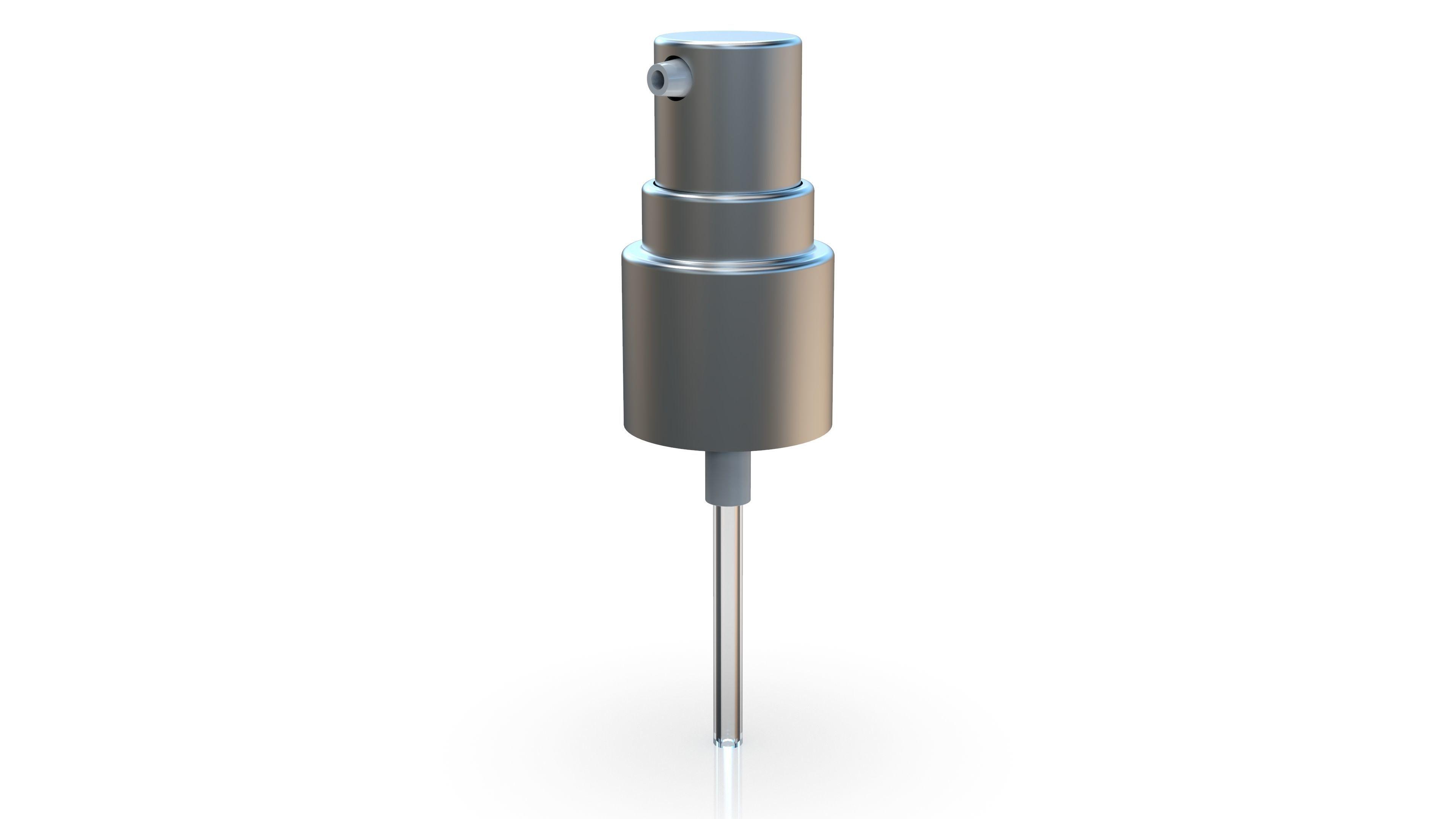 Cream pump - L pipe - 38 mm - Thread SP-410-20 - CR-65-2-00
