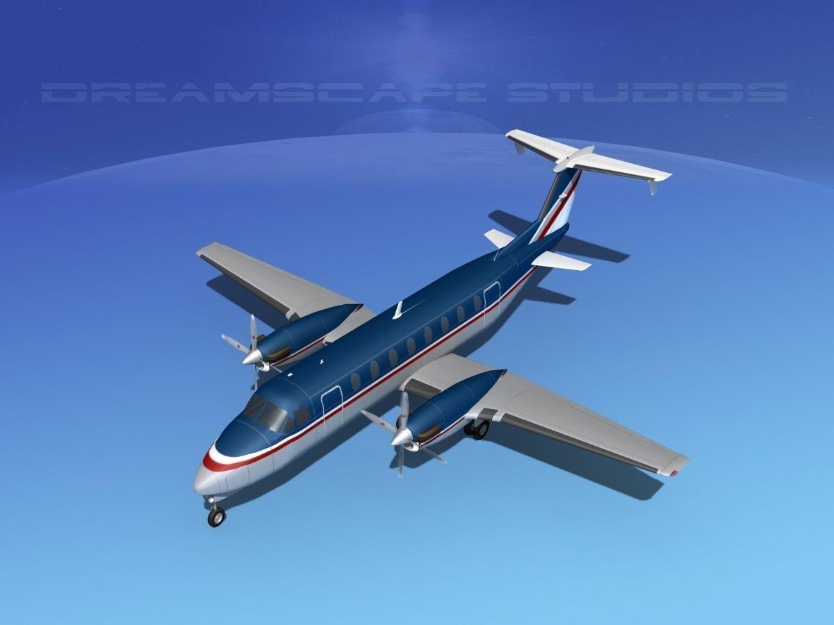 Beechcraft 1900C V15