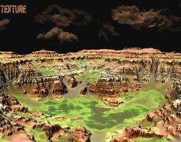 other 3D model Terrain