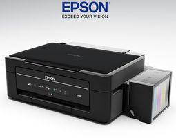 3d model printer epson l355