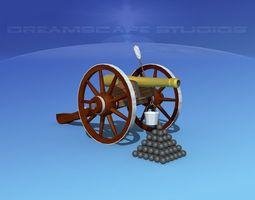 model 1841 6lb field cannon