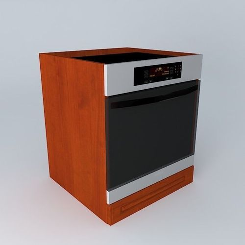 Kitchen Cabinet Models: Royal Artycja Kitchen Cabinet DPS 60 82 S 3D Model MAX OBJ