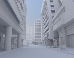 The Street Scene 3D