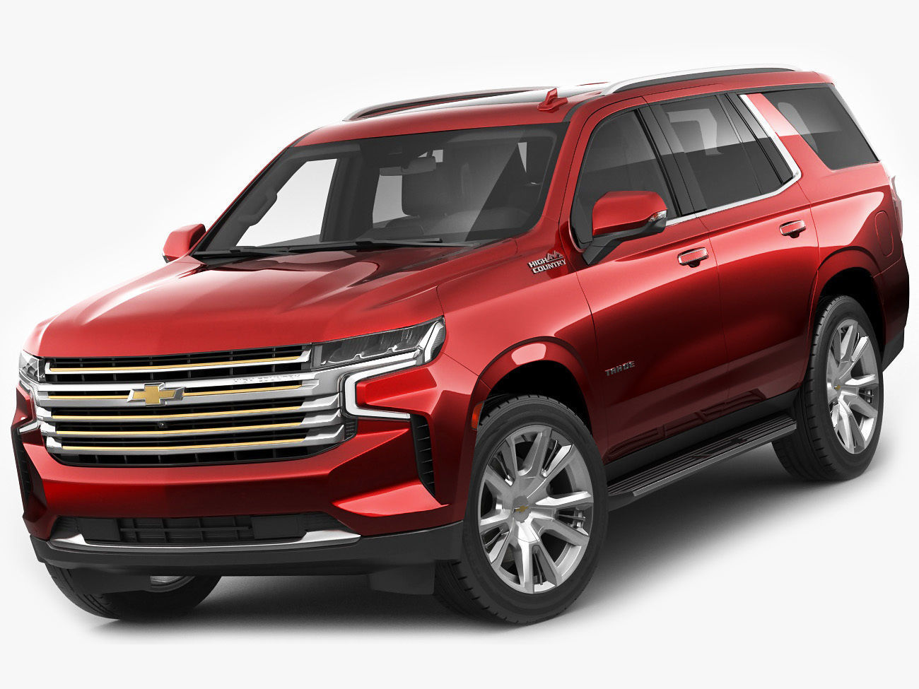 Tahoe SUV 2021