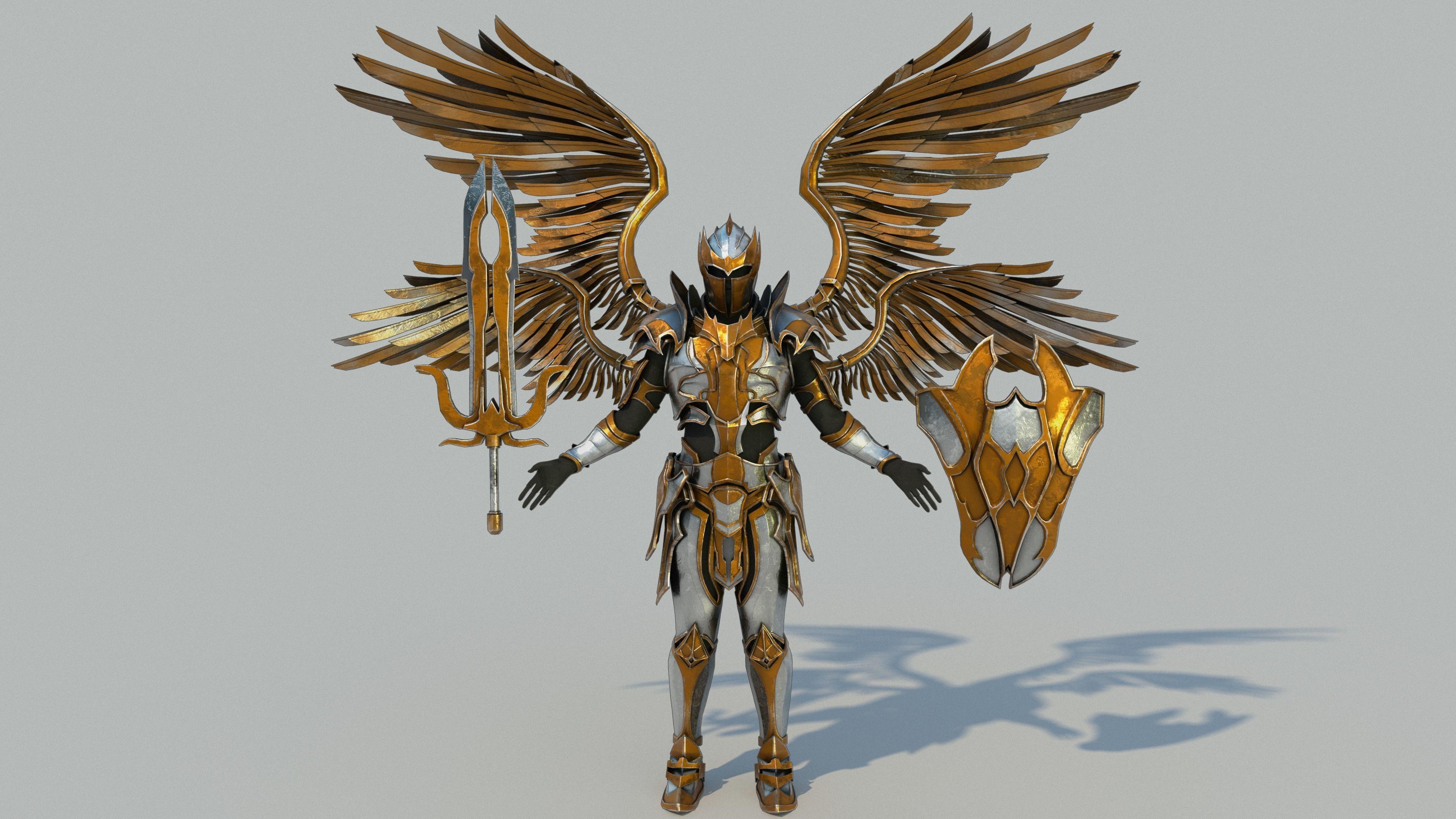 Warrior Seraphim