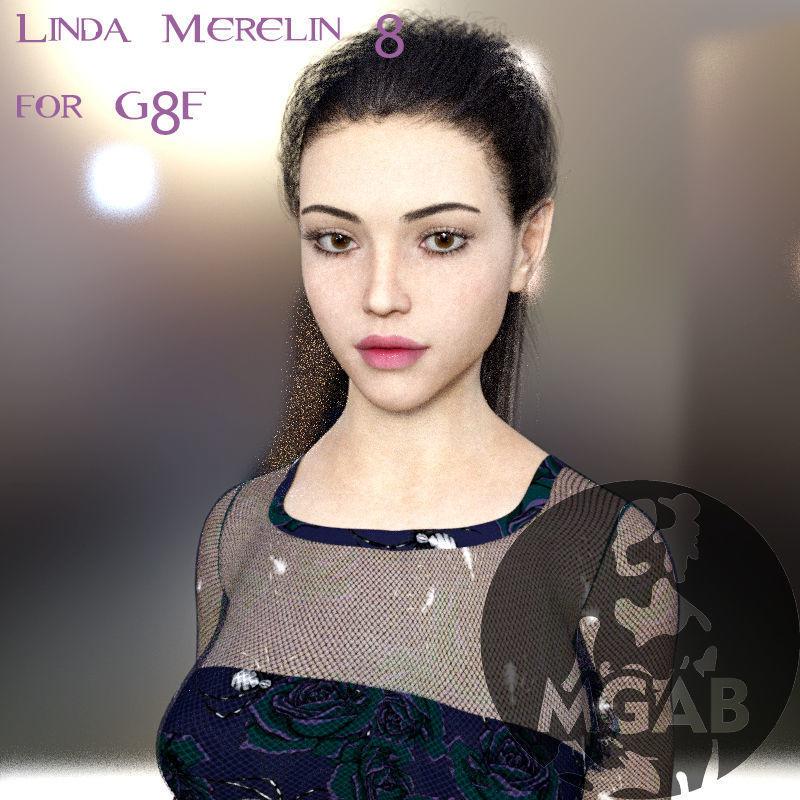 Linda Merelyn For Genesis 8