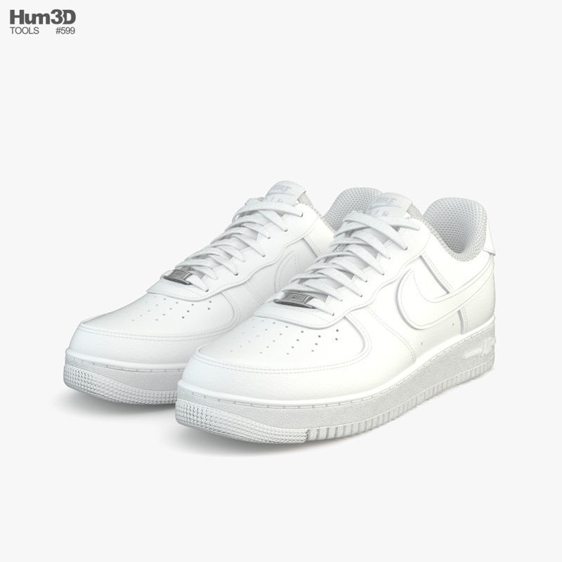 Nike Air Force 1 | 3D model