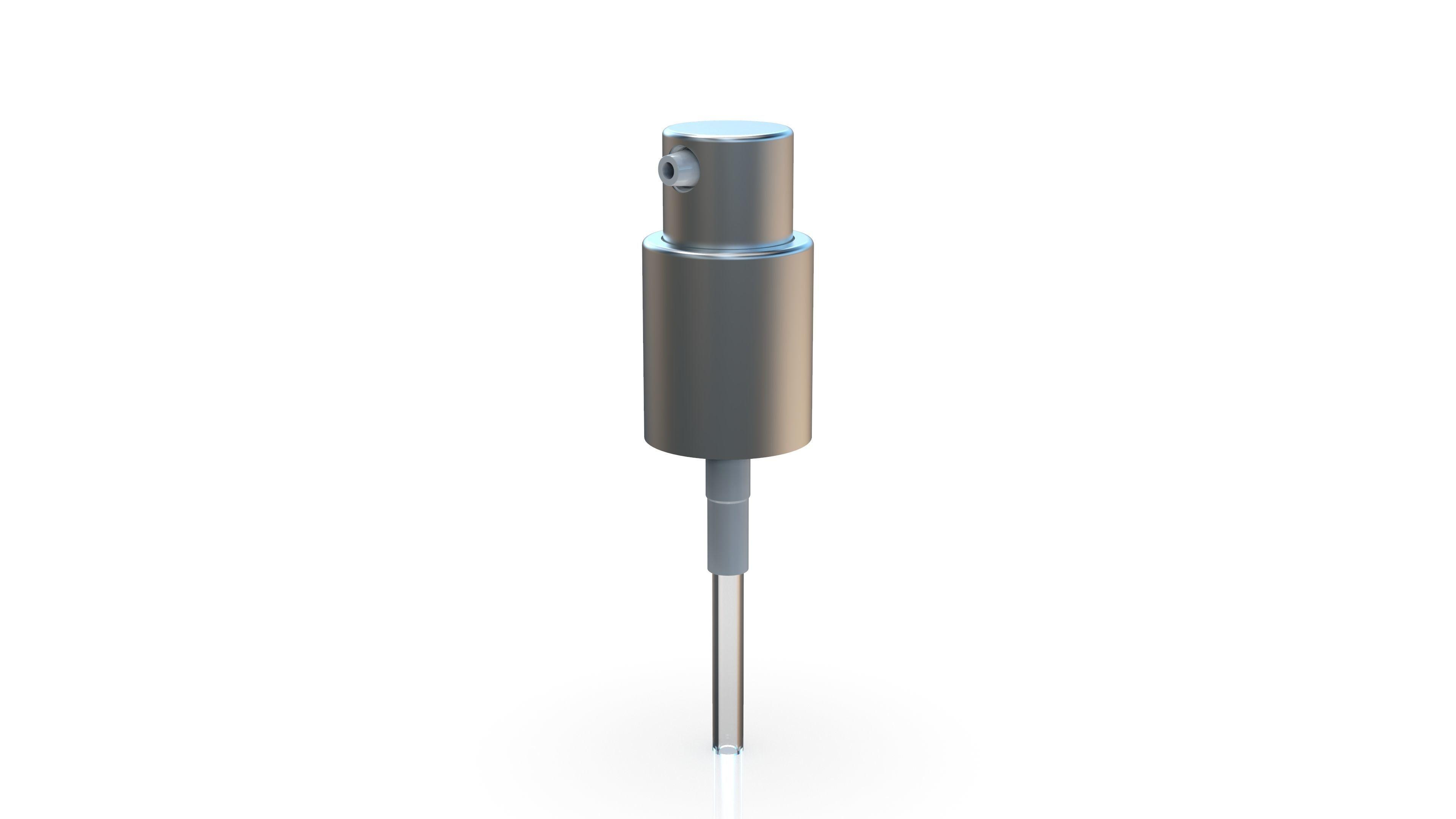 Cream pump - L pipe - 38 mm - Thread SP-415-18 - PT18415WSS-C2F